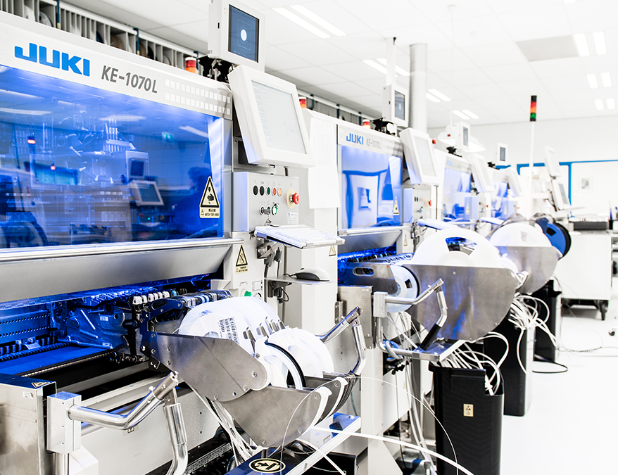 Hightech Shared Facility Center opened by Innovation Cluster Drachten