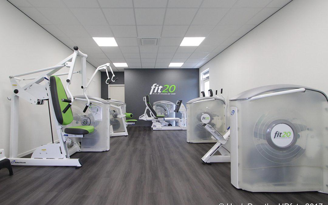 In House fit20 Studio bij Variass geopend